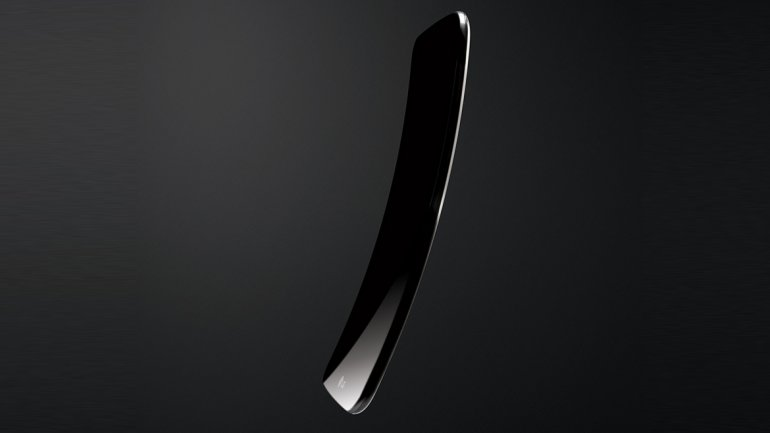 LG tendrá su smartphone curvo en breve: LG Flex