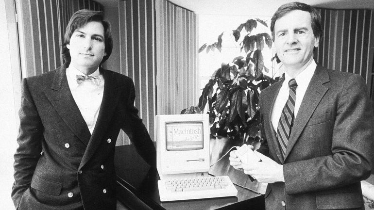 Ex CEO de Apple podría comprar BlackBerry