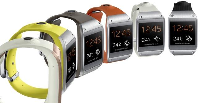 Samsung confirma que Galaxy Gear será compatible con otros dispositivos