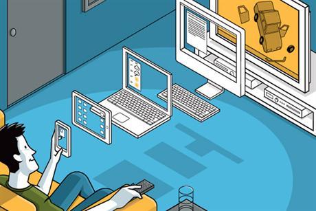 El mercado de ordenadores baja cada día que pasa, llega la tercera pantalla.