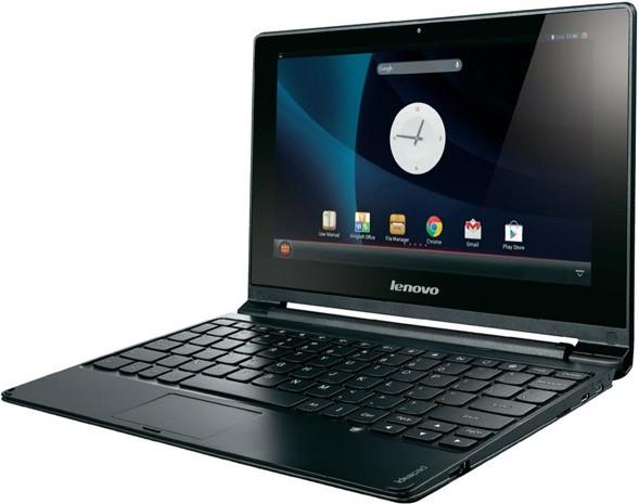 Lenovo lanzará un IdeaPad A10 con Android