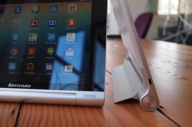 Lenovo lanza sus dos nuevas tabletas Yoga Tablet