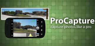 ProCapture, para la toma de fotos en Android