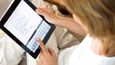 Las mujeres usan más tablets que los hombres
