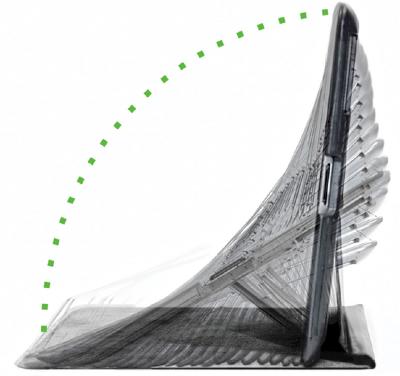 FLUX FLAP, una funda magnética para iPad y iPad Mini