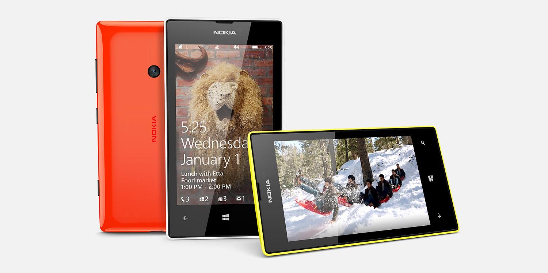 La gama baja ya tiene un nuevo Rey, Nokia Lumia 525