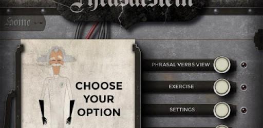 Phrasalstein, una app para memorizar los prhasal verbs