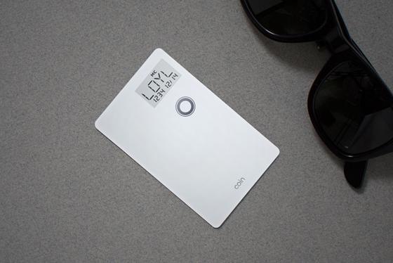 Coin, una tarjeta de crédito del futuro.