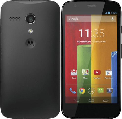 Motorola Moto G, muy tentador.