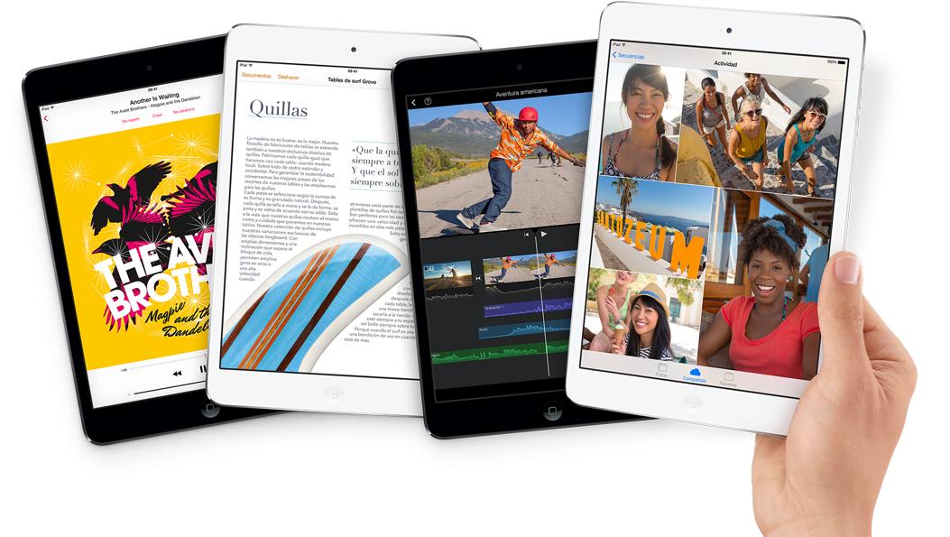 El iPad Mini ya está disponible