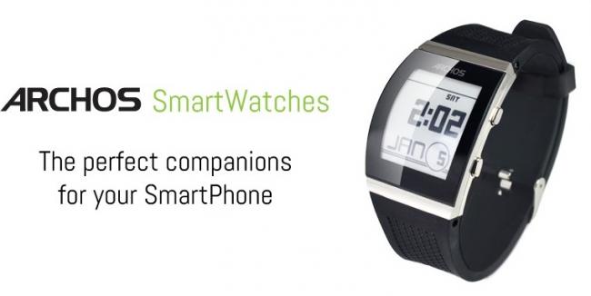 Archos tiene preparado su propio Smartwatch
