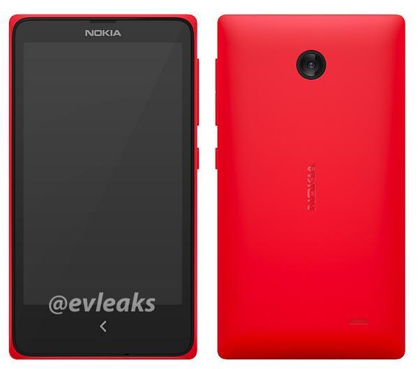 Nokia Normandy, ¿es este el Nokia con Android?