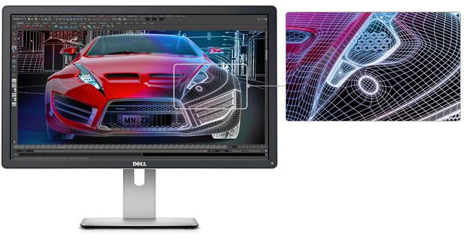 Dell lanza un monitor 4K y prepara otro más económico para el año que viene.