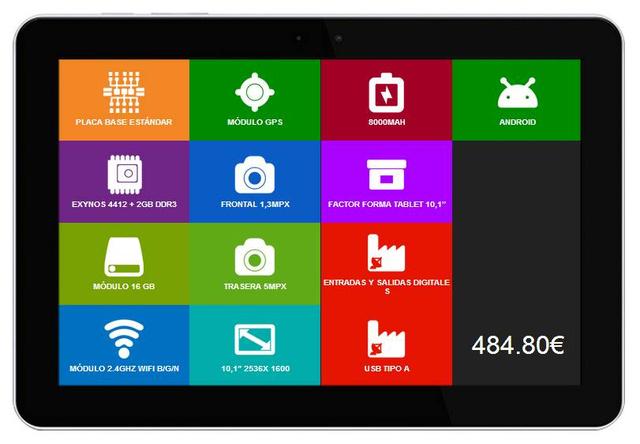 Configura tu tablet a medida con Click ARM