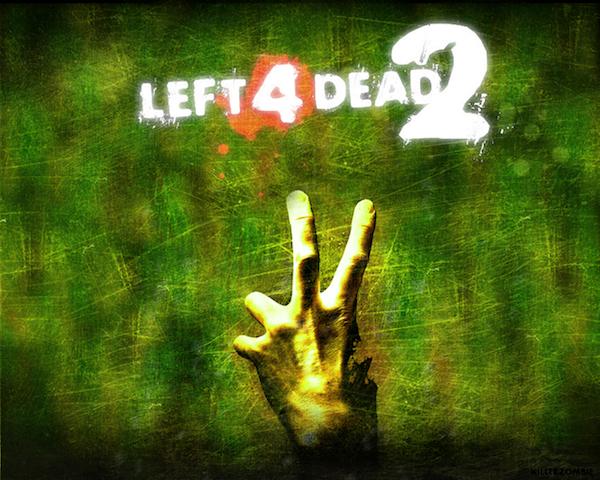 Steam te regala Left 4 Dead 2, pero sólo hoy.