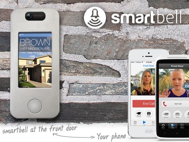 Smartbell, el portero automático llama a tu smartphone