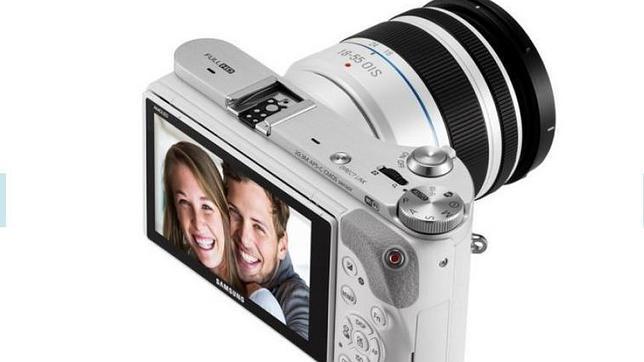 Conoce la primera cámara de Samsung con sistema operativo Tizen