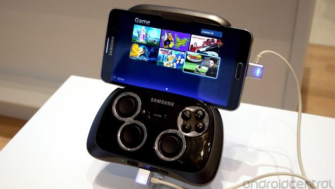 Samsung GamePad, un mando para jugar en tu smartphone