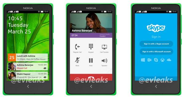Así es cómo luce un teléfono Nokia con Android