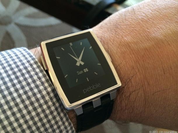 Peeble Steel, un smartwatch diferente