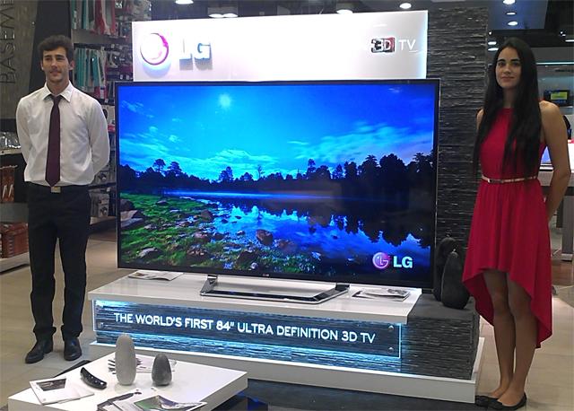 A la televisión 4K le faltan contenidos