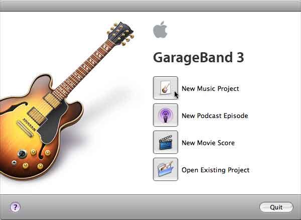 Apps de iPad para músicos