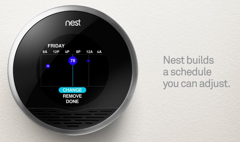 Google compra Nest y se mete en domótica.