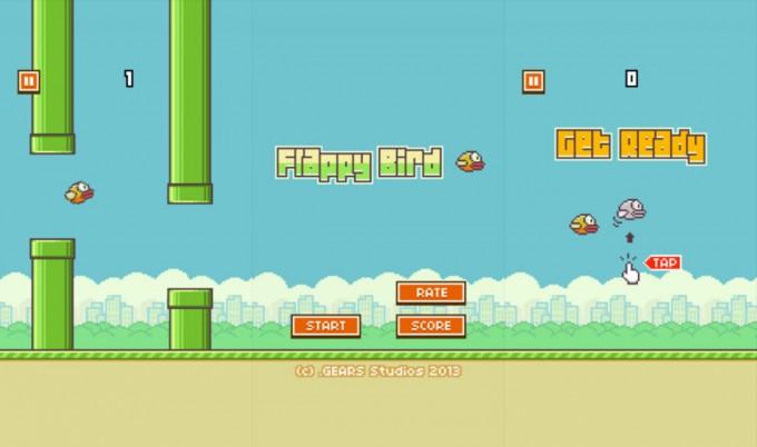 Las alternativas a Flappy Birds desaparecen de las tiendas de aplicaciones