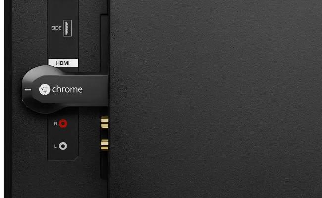 Lleva Internet a tu tele con Chromecast