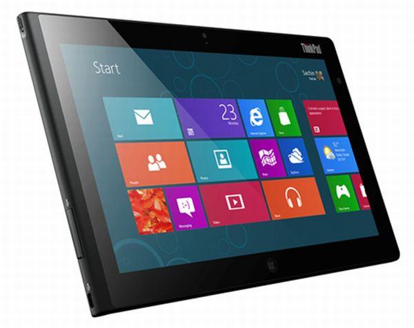 Lenovo ya vende más tablets que ordenadores