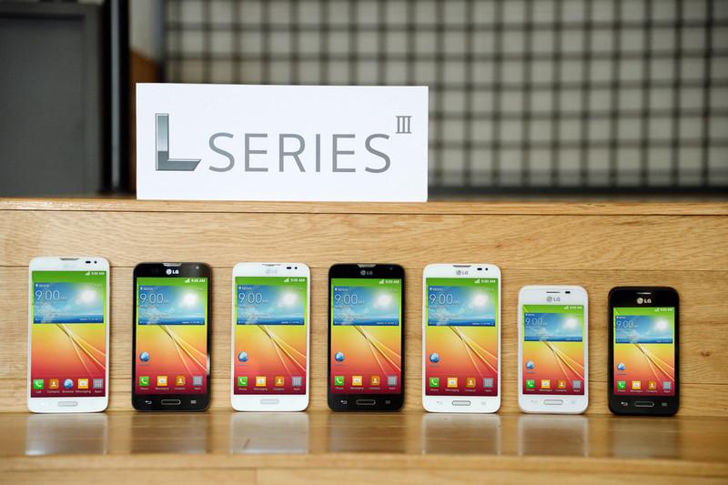 LG presentará en Barcelona su nueva serie L