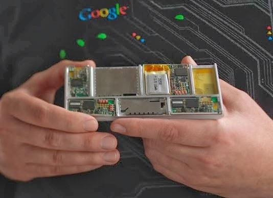 Project Ara, el teléfono modular de Google, más cerca de lo que nos pensábamos