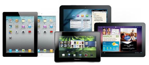 Crecen las ventas de tablets, pero no tanto