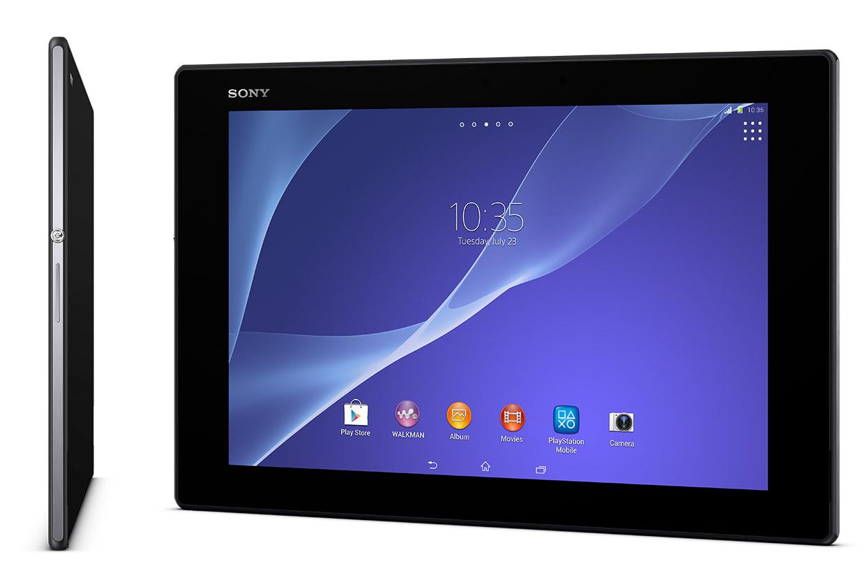 Sony Xperia Z2, también en versión tablet