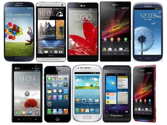 Los smartphones baratos ganan terreno