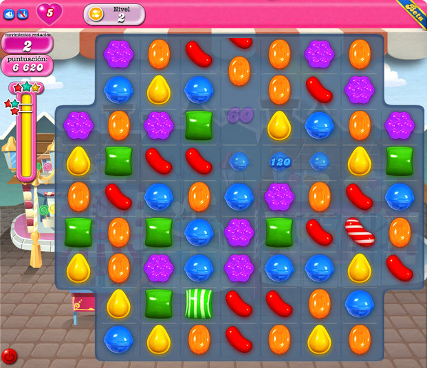 Sólo el 4% de los usuarios de Candy Crush realiza micropagos