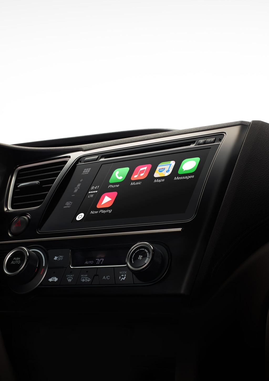 iOS in the Car se confirma en Ginebra y pasará a denominarse CarPlay