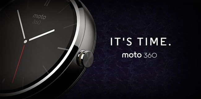 Moto 360, un smartwatch espectacular.