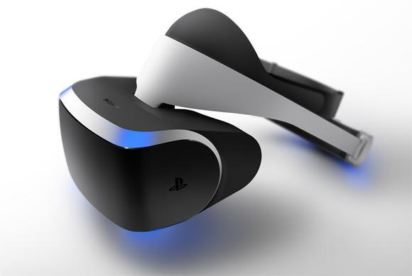 Project Morpheus, Sony no se quiere quedar atrás con la realidad virtual en PS4.