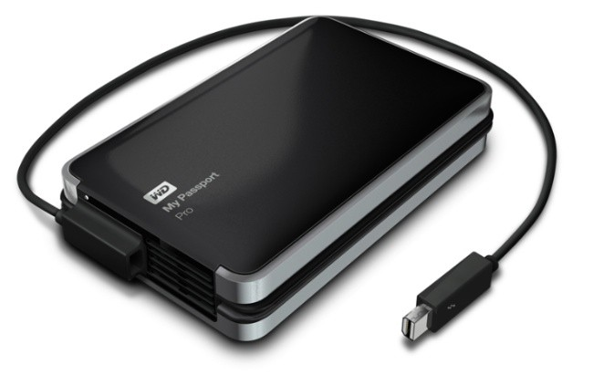 WD My Passport Pro, disco duro externo portátil con RAID