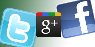 Denuncian en Francia a Twitter, Facebook y Google+