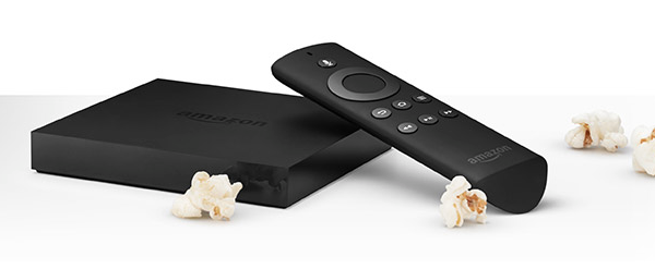 Fire TV, el streamer de vídeo y consola de Amazon.