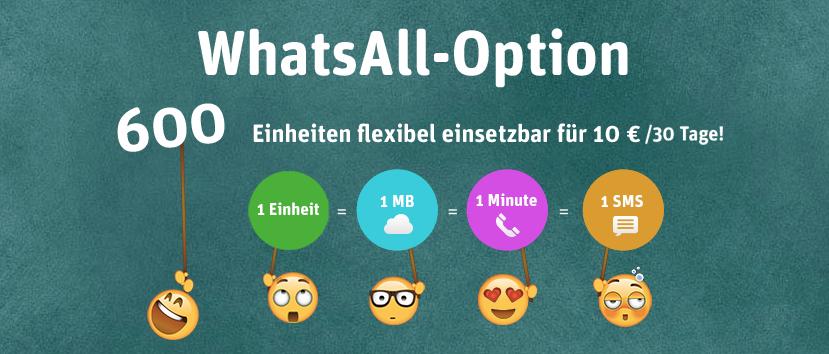 """El teleoperador alemán E-Plus lanza la """"tarifa WhatsApp"""""""