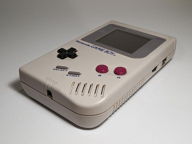 Game Boy cumple 25 años