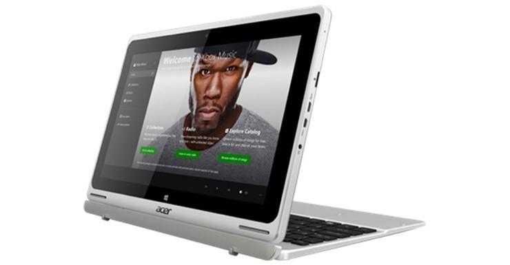 Acer Aspire Switch, a medio camino entre la tablet y el netbook