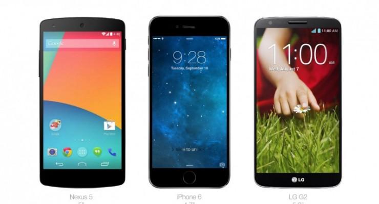 El iPhone 6 tendrá 4´7″ de pantalla, ¿pero qué tamaño real tendría?