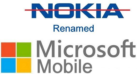 Adiós Nokia, hola Microsoft Mobile
