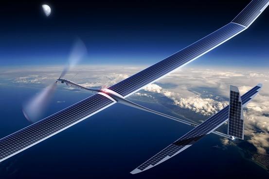 Google compra la empresa de Drones solares que Facebook quería