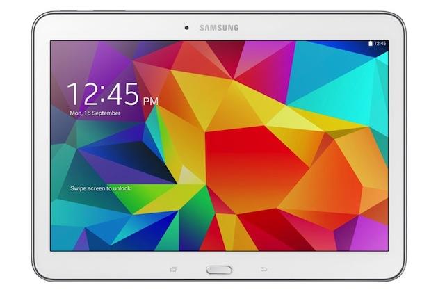 Nuevos Samsung Galaxy Tab 4 con tres tamaños diferentes.
