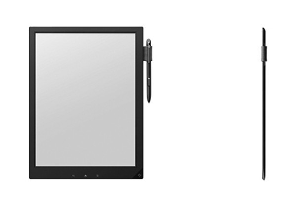 Sony E Ink, cuadernos de tinta electrónica